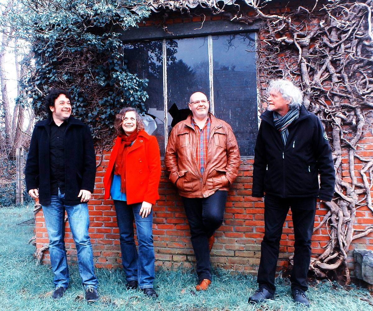 The Helen Flaherty band